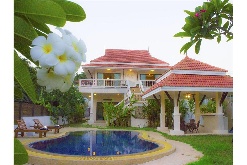 villa for sale koh samui plai leam
