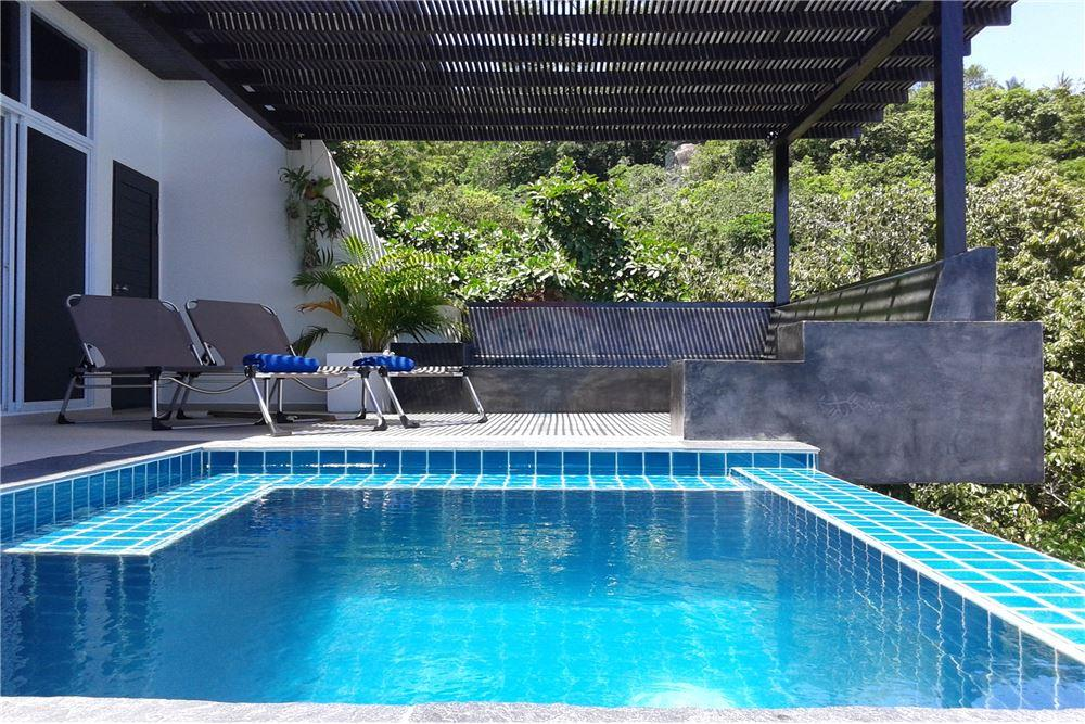 Mango Bay Koh Tao Land and house for sale second hand