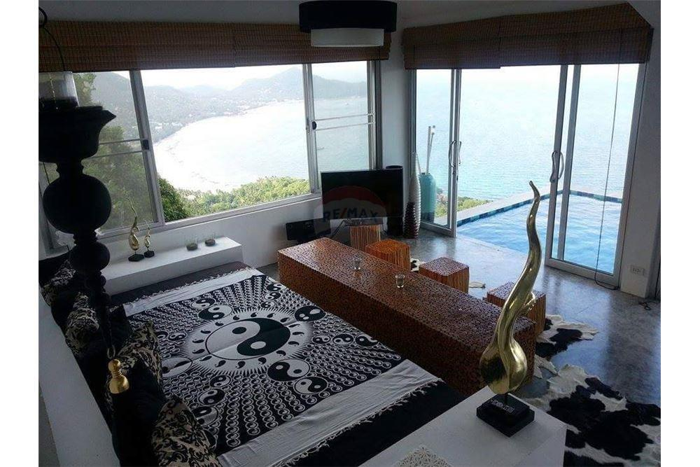 Sea view resort in Koh Tao for rent