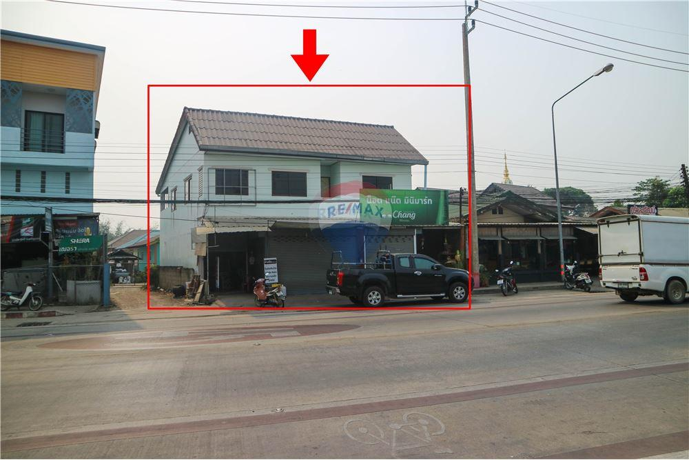 For Sale Store with Apt/Office at กลางเวียง - ต ริมมกก - Mueang Chiang Rai,  Chiang Rai, North, 57100, 6800000 THB