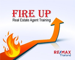 Fire up Real Estate Agent Training