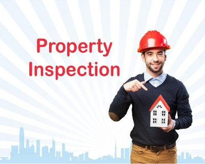 Property inspection training for real estate agents