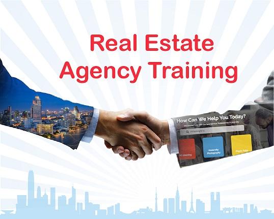 Real Estate Broker Agency trainng