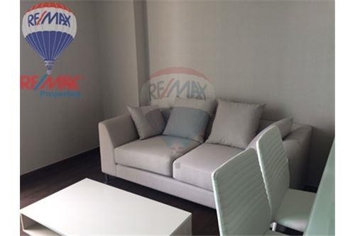 RE/MAX Properties Agency's FOR RENT Q Asoke 1BED 45SQM. 1
