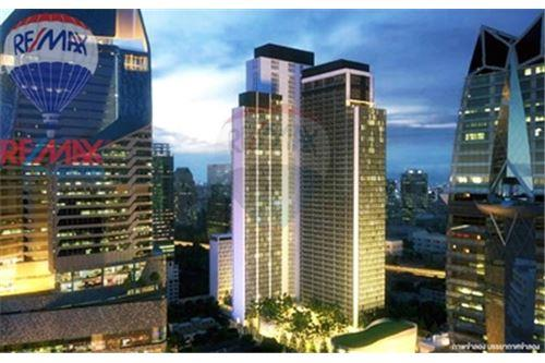 RE/MAX Properties Agency's FOR SALE Noble Ploenchit 1BED 46.28 SQM. 1