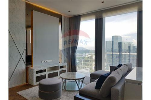 RE/MAX Properties Agency's RENT MahaNakhon Tower 2BED 124SQM. 2