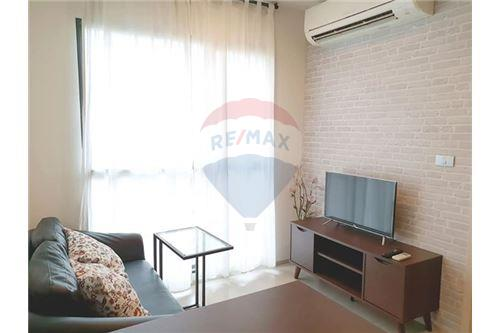 RE/MAX Properties Agency's RENT Rhythm Asoke2 1BED 30.5SQM. 1