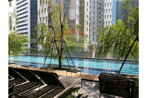 RE/MAX Properties Agency's Noble Revo Silom 1bedroom for rent 16