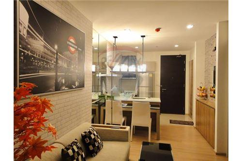 RE/MAX Properties Agency's 1 Bed for Sale At Rhythm Sukhumvit 11