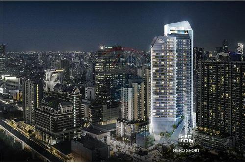 RE/MAX Executive Homes Agency's Off Plan 1 Bedroom for Sale Ideo Mobi Asoke 1
