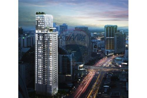 RE/MAX Executive Homes Agency's Off Plan 1 Bedroom for Sale Celes Asoke 1