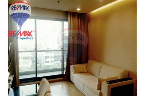 RE/MAX Properties Agency's RENT 1 Bedroom 45 Sq.m at The Address Asoke 5