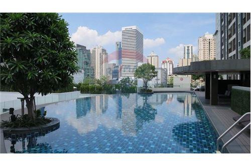 RE/MAX Properties Agency's RENT 15 Sukhumvit Residences 2BED 62SQM. 8