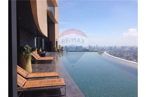RE/MAX Properties Agency's 1 Bed for rent 35,000 Baht at Lumpini 24 10