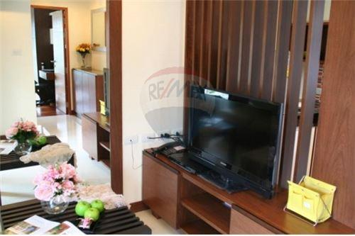 RE/MAX Executive Homes Agency's Nice 1 Bedroom for Rent Silom Forest Residence 1