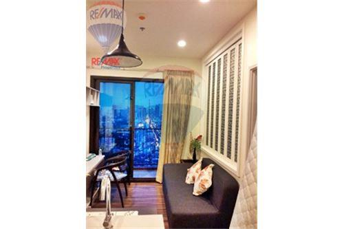 RE/MAX Properties Agency's FOR RENT  WYNE SUKHUMVIT    1BED 30SQM 10