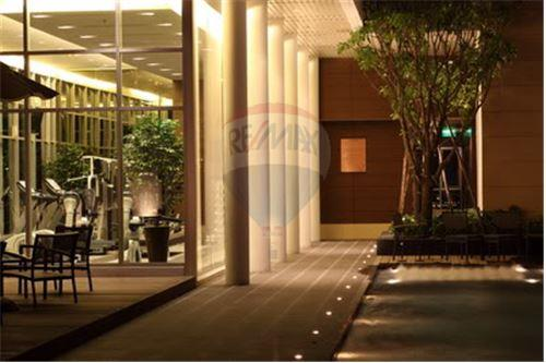 RE/MAX Executive Homes Agency's 1 Bedroom for Rent at life @ Sukhumvit 65 21