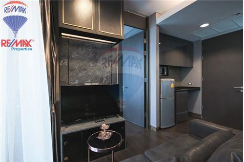 RE/MAX Properties Agency's FOR RENT The Lumpini 24 1BED 30SQM. 3
