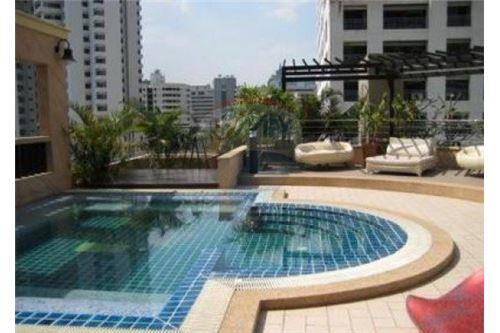 RE/MAX Executive Homes Agency's Nice 2 Bedroom for Rent Sukhumvit City Resort 3