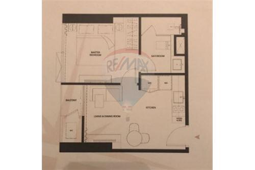 RE/MAX Executive Homes Agency's Off Plan 1 Bedroom for Sale Celes Asoke 4