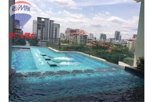 RE/MAX Properties Agency's FOR RENT Q Asoke 2BED 46SQM. 8