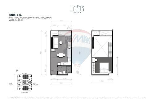 RE/MAX Executive Homes Agency's Off Plan 1 Bedroom for Sale Lofts Silom 4