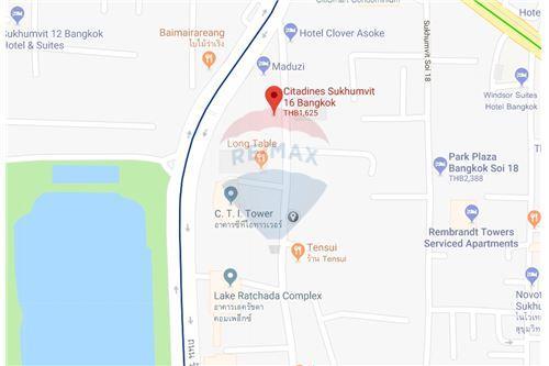 RE/MAX Properties Agency's Sale Commercial Building in Sukhumvit 16 2