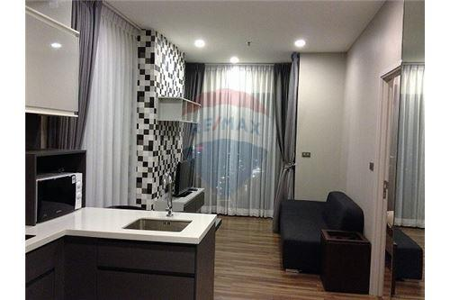 RE/MAX Executive Homes Agency's Wyne Condo newly furnished one bed for rent (BTS P 1