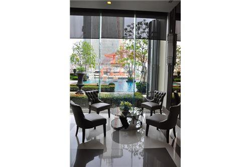 RE/MAX Executive Homes Agency's Nice 1 Bedroom for Rent Q Asoke 5