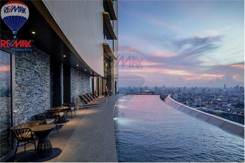 RE/MAX Properties Agency's FOR RENT The Lumpini 24 1BED 30SQM. 10