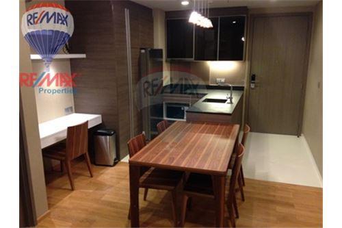 RE/MAX Properties Agency's FOR RENT Keyne by Sansiri 1BED 55.07SQM. 2