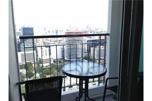 RE/MAX Executive Homes Agency's Aspire Rama4 Ekamai for sale/rent one bed 1