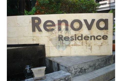 RE/MAX Properties Agency's FOR SALE RENOVA RESIDENCE CHIDLOM  2BED 105SQM 3
