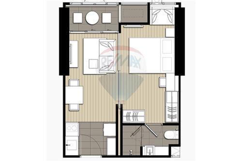RE/MAX Executive Homes Agency's Nice 1 Bedroom for Sale Ashton Asoke 4