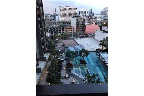 RE/MAX Executive Homes Agency's Nice 1 Bedroom for Rent Niche Pride Thonglor 9