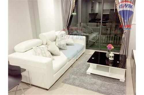 RE/MAX Properties Agency's FOR RENT MIRAGE SUKHUMVIT 27  1BED 50SQM 4