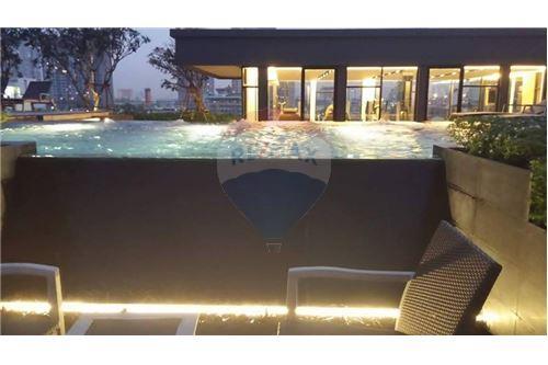 RE/MAX Properties Agency's Sale The Base Park West Sukhumvit 77 1BED 25.70SQM 7