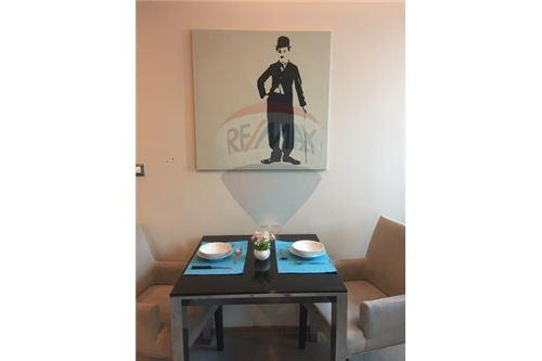 RE/MAX Executive Homes Agency's Beautiful 1 Bedroom for Rent Address Asoke 6