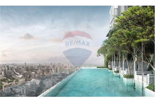 RE/MAX Properties Agency's SALE 28 Chidlom - The Villa 1BED 44.38SQM. 5
