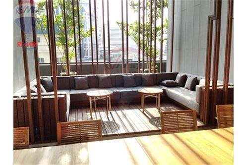 RE/MAX Properties Agency's FOR RENT HYDE SUKHUMVIT 13  3BED 100SQM 11
