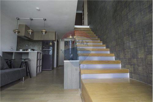 RE/MAX Executive Homes Agency's Nice 1 Bedroom Duplex for Rent Bangkok Feliz 5