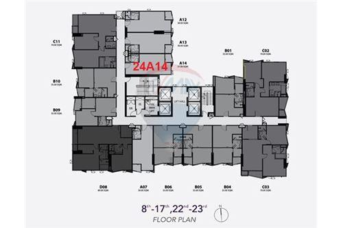 RE/MAX Executive Homes Agency's Off Plan Studio Bedroom for Sale Rhythm Ekamai 2