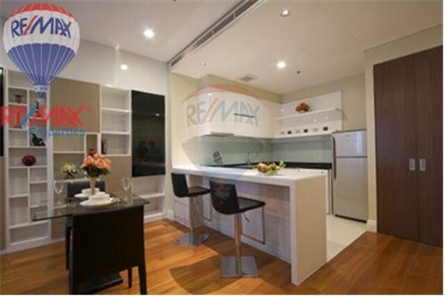 RE/MAX Properties Agency's FOR RENT Bright Sukhumvit 24 1+1BED 75.48SQM. 5