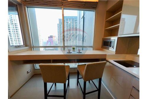 RE/MAX Executive Homes Agency's Beautiful 1 Bedroom for Rent Address Asoke 7
