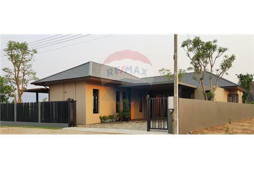 "RE/MAX Executive Homes Agency's ""Baan Bangkok""  7.75M in Baan Melanie plot K-5A 9"