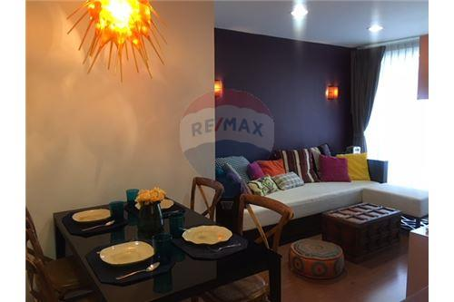 RE/MAX Executive Homes Agency's Nice 1 Bedroom for Rent at The Treasure Silom 2