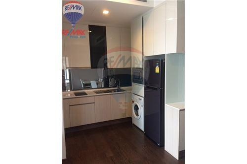 RE/MAX Properties Agency's FOR RENT Q Asoke 2BED 46SQM. 11