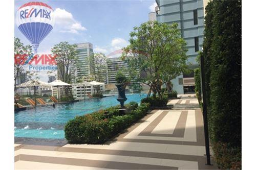RE/MAX Properties Agency's FOR RENT Q Asoke 2BED 46SQM. 9