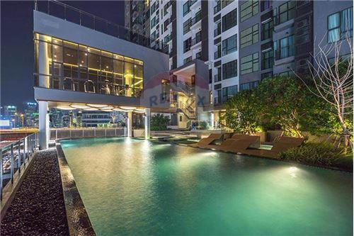 RE/MAX Properties Agency's Brand new 1 Bedroom for rent Rhythm Asoke 20