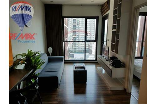 RE/MAX Properties Agency's WYNE Sukhumvit 1BED 40SQM.25k/MONTH 3